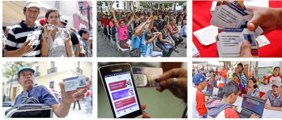 Logros de la Revolución Bolivariana - Página 13 Carnet-de-la-patria-
