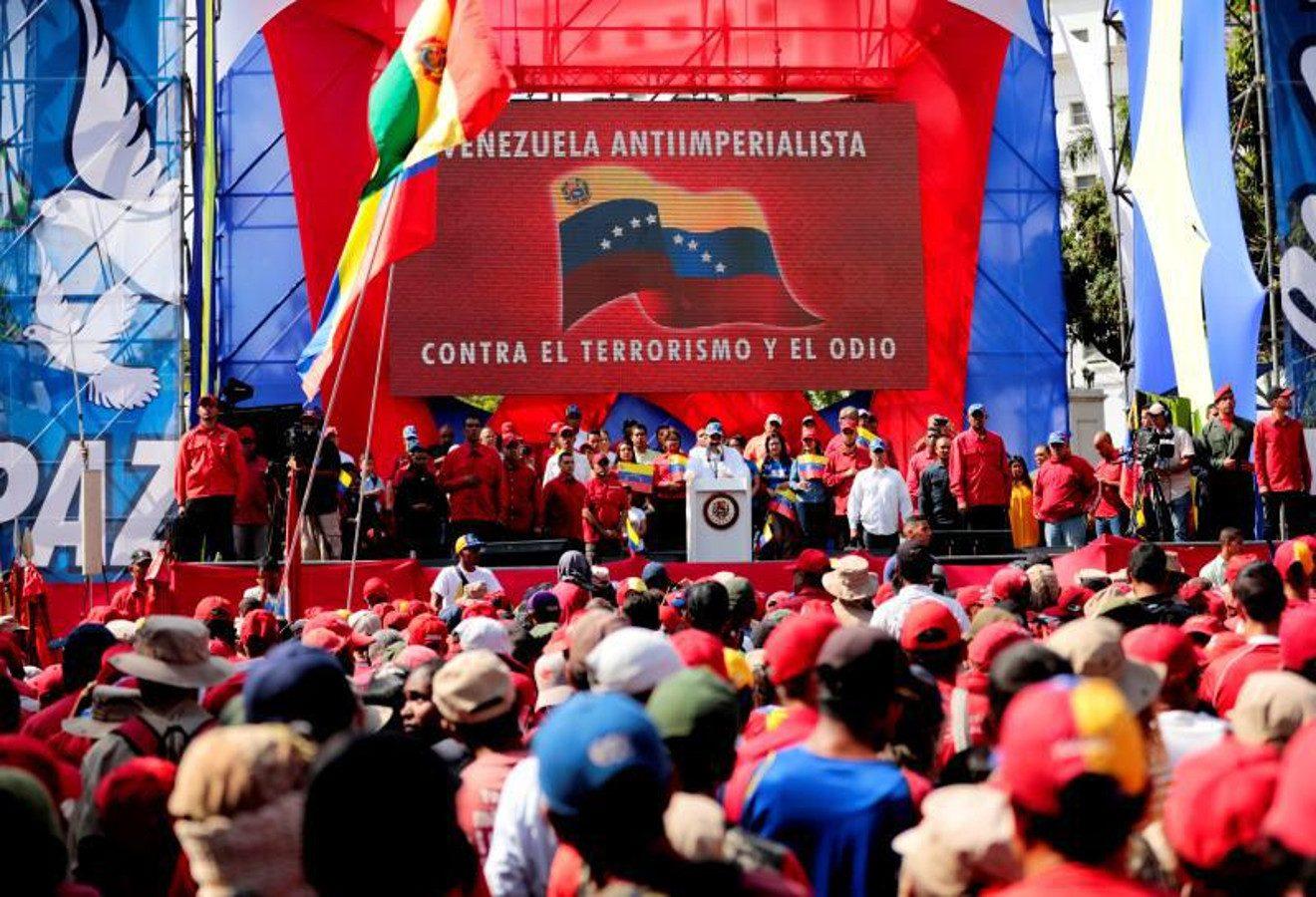 Nuevos cambios gubernamentales próximamente en Venezuela — Maduro