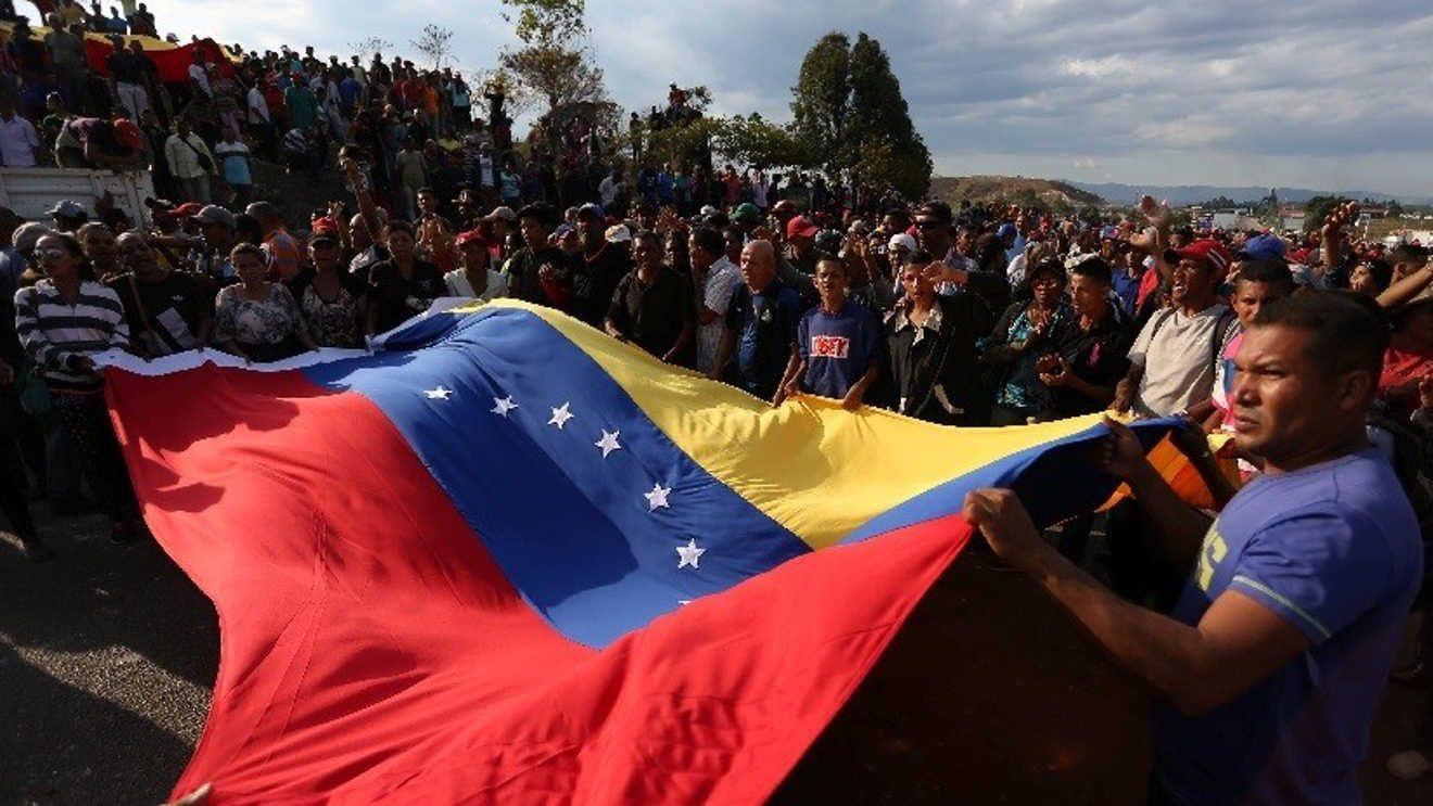 Guaidó inicia la Operación Libertad para reclamar el Palacio Presidencial