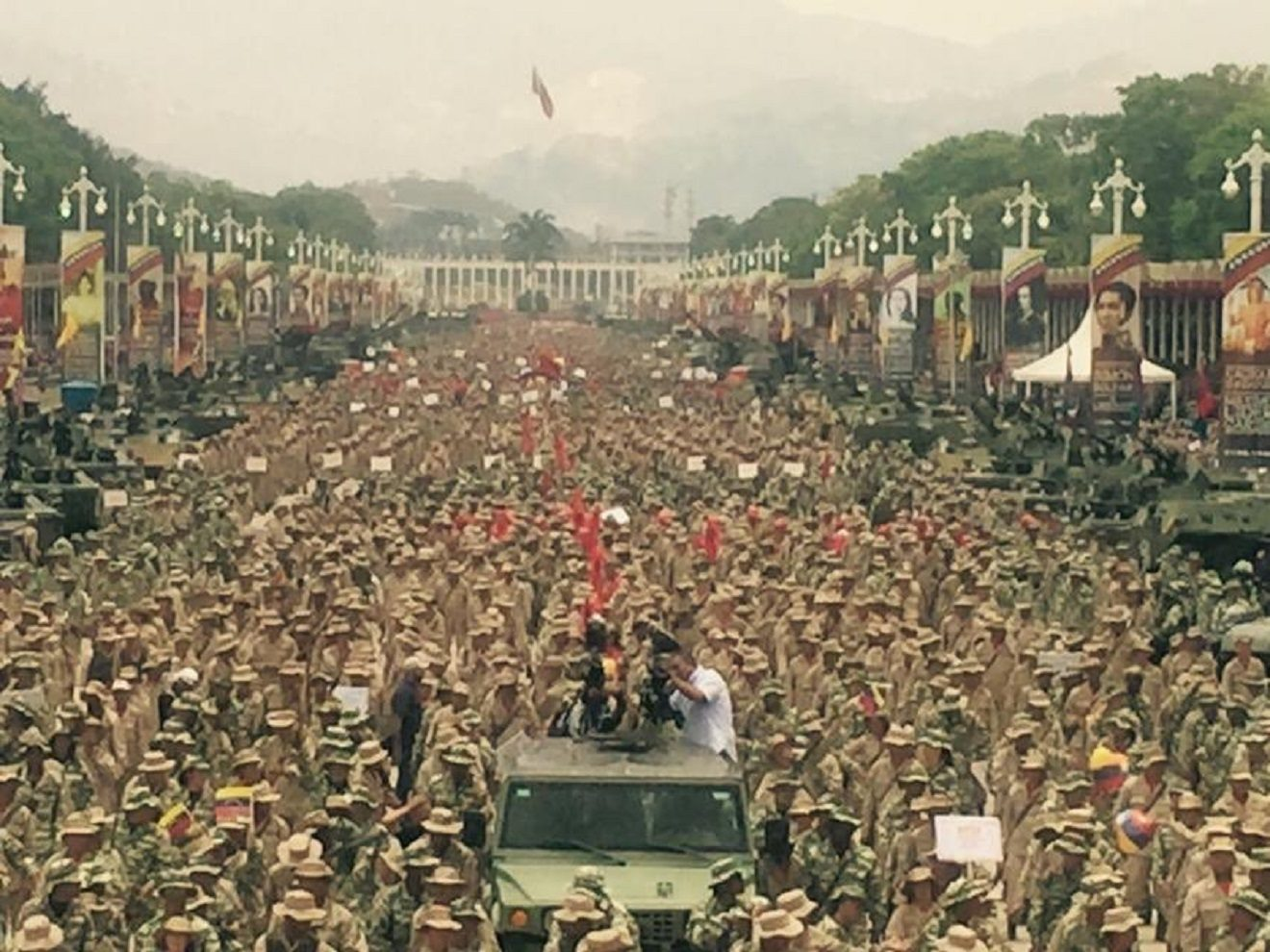 Resultado de imagen para milicias populares FANB