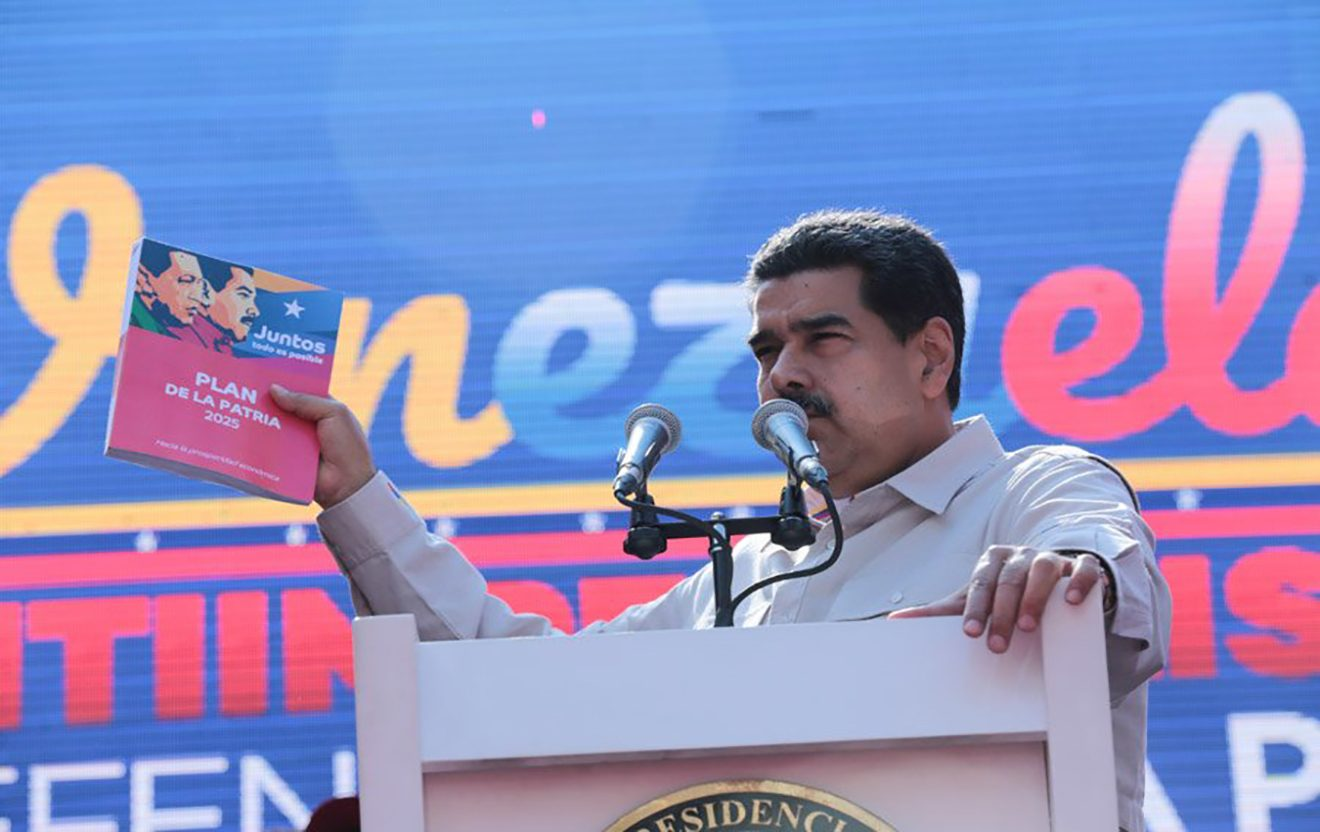 Maduro dijo que descubrió