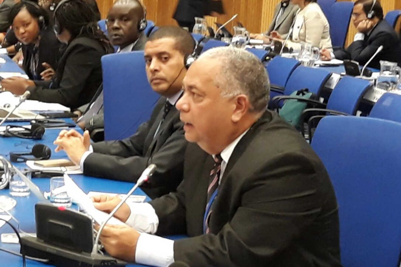 Venezuela denuncia en convención de la ONU robo de Citgo