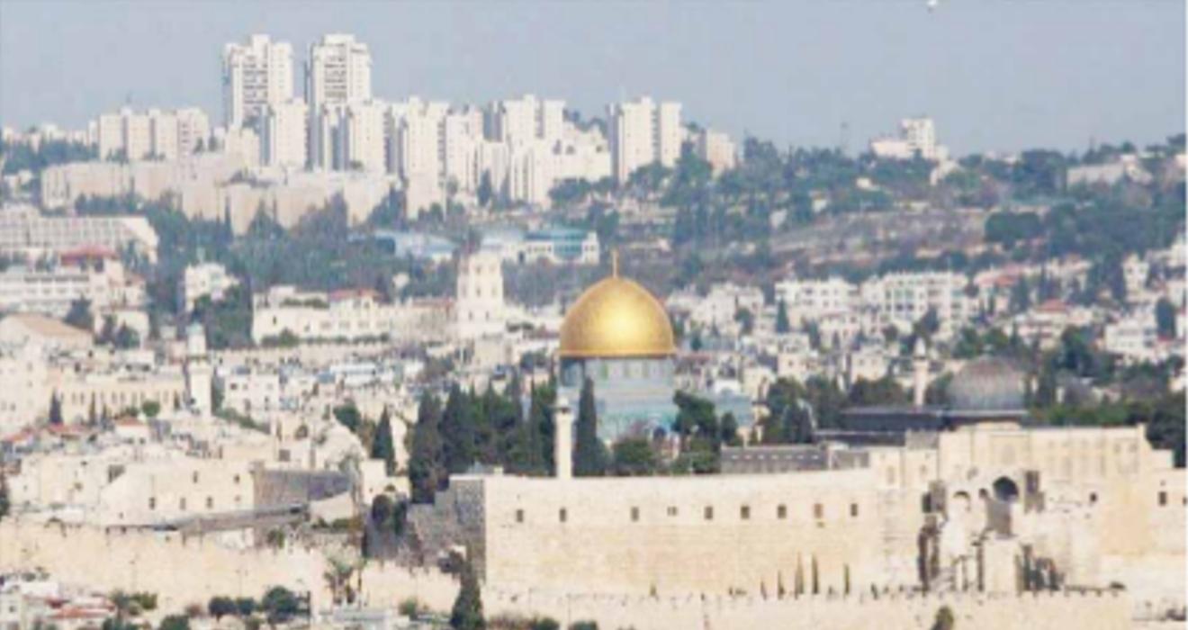 Jerusalén pertenece a Palestina, suscribe canciller de Irán