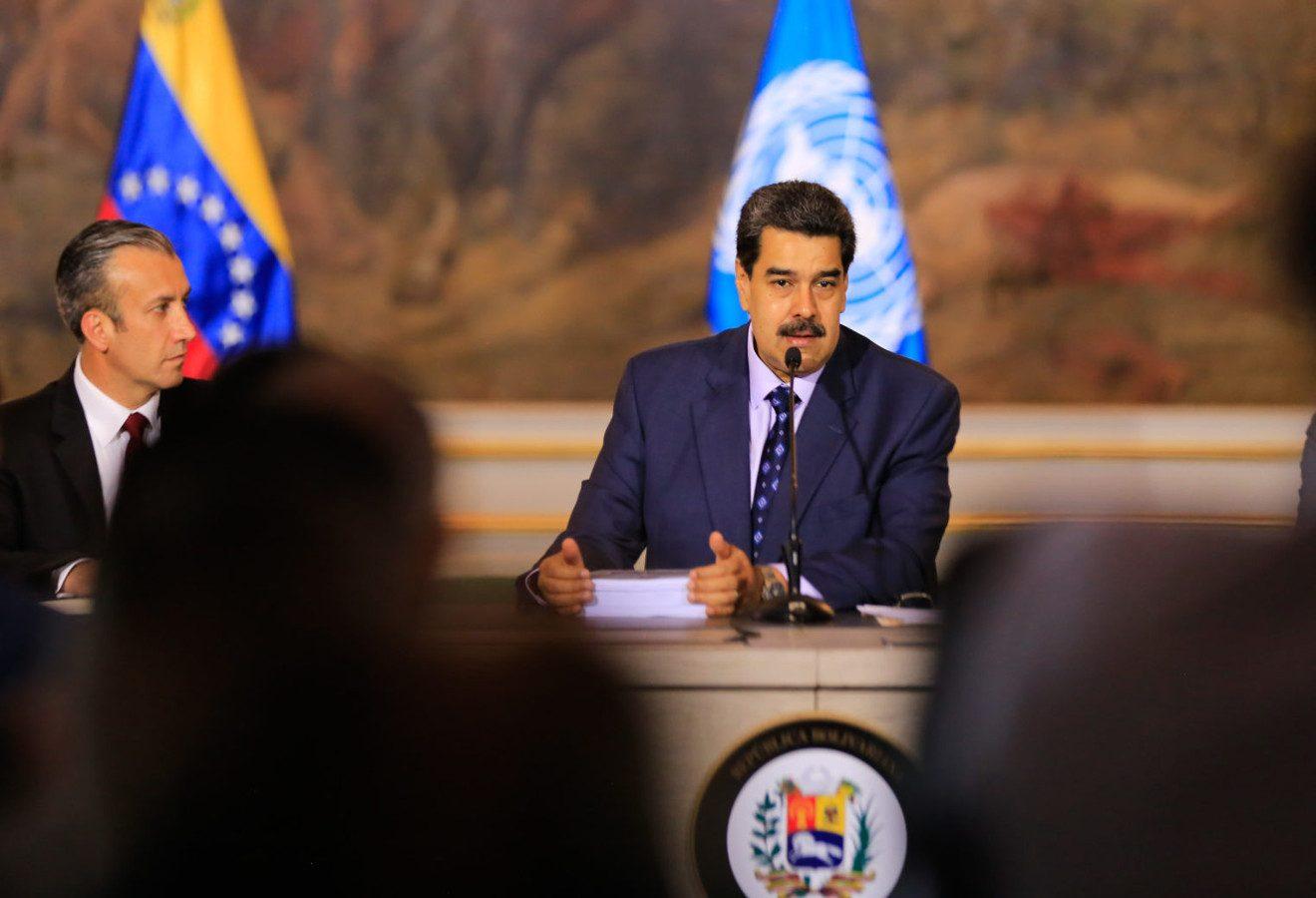 Venezuela tiene que desplegar todas sus fuerzas productivas — Presidente