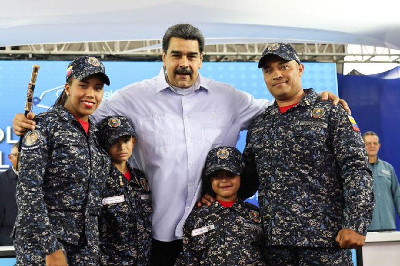 Policía Nacional Bolivariana Tiene Un Compromiso Con La
