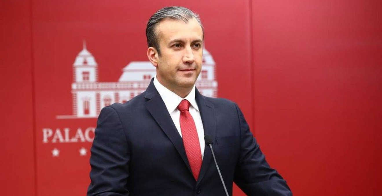 El Aissami tilda las acusaciones de EEUU como un