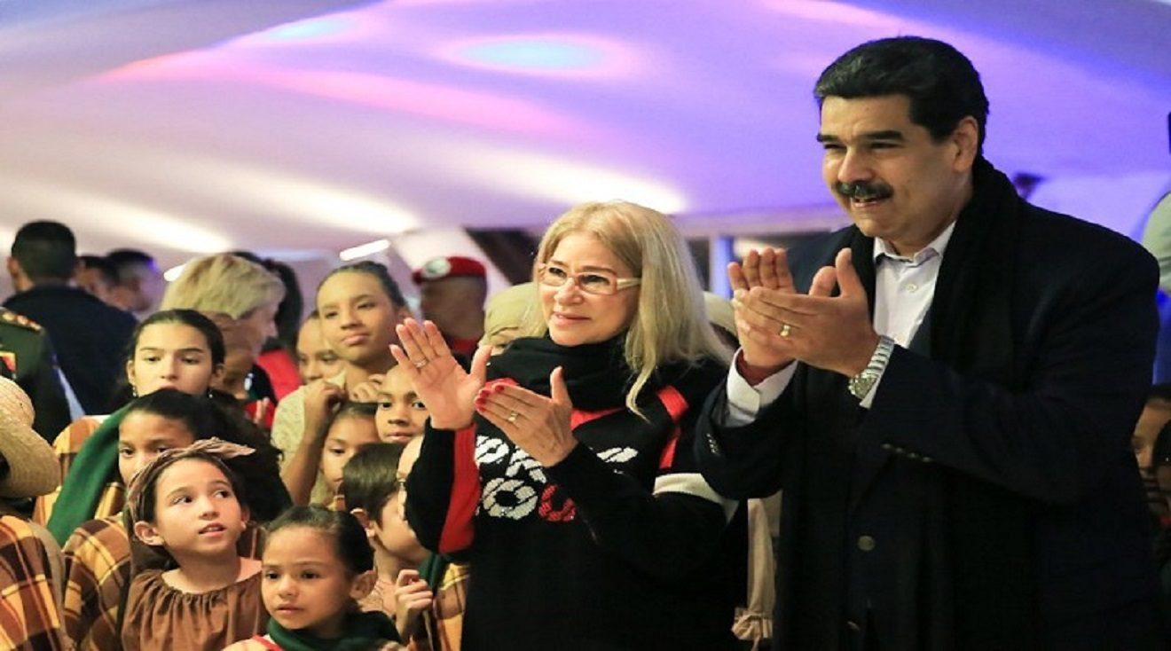 Para Maduro y Cilia en Venezuela se respira