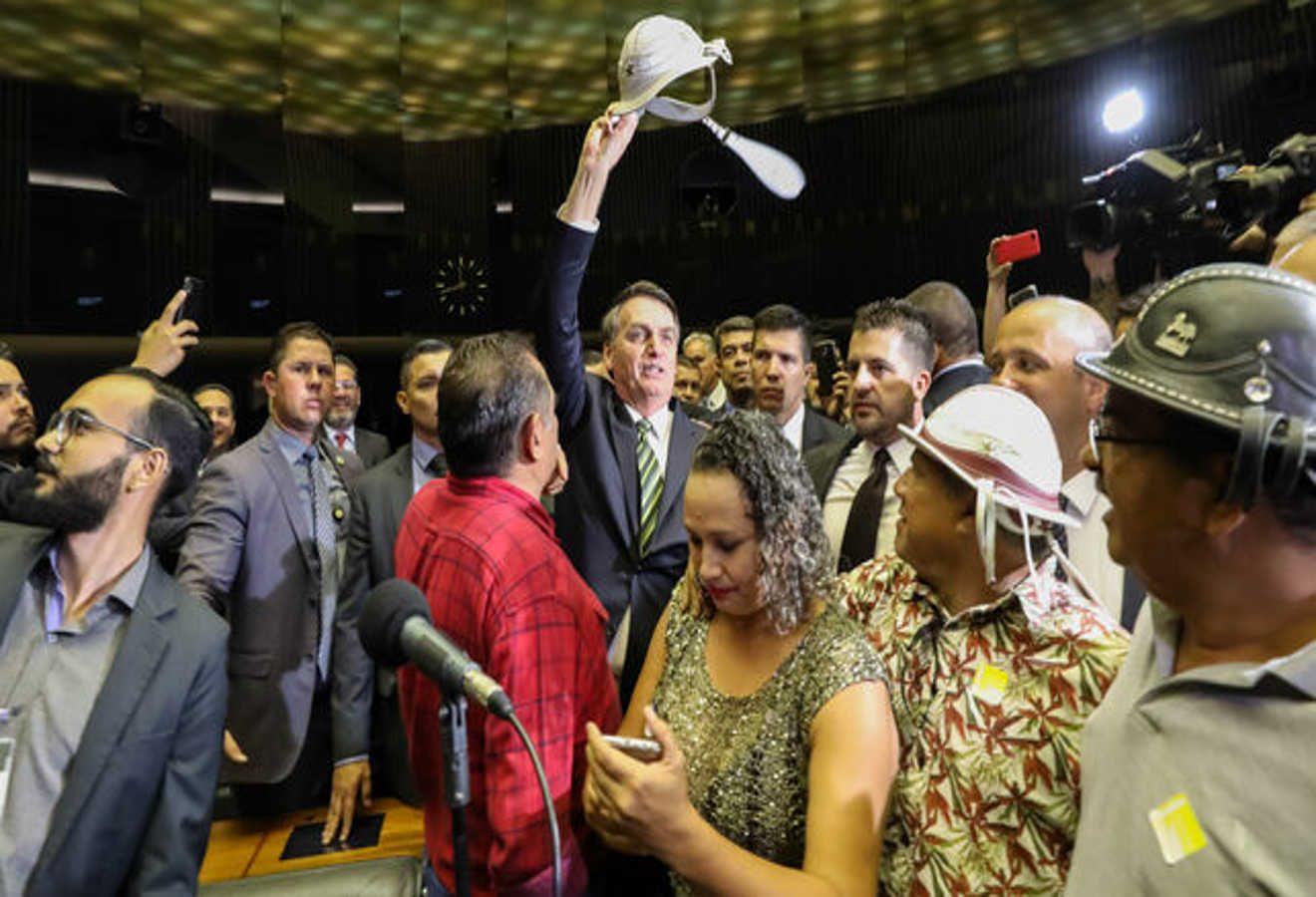 Jair Bolsonaro: Estoy listo para recibir a Alberto Fernández