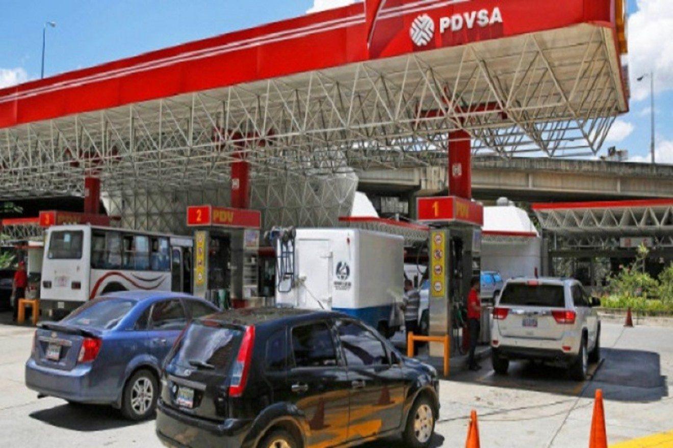 gasolina-Venezuela-bombas