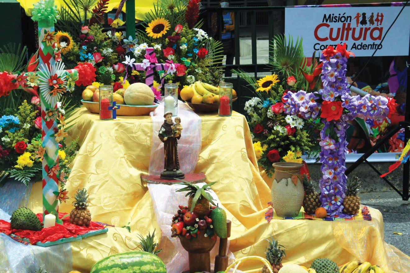 Día de la Cruz de Mayo en cuarentena – Correo del Orinoco