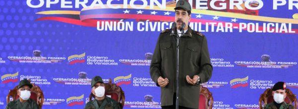 Nicolás Maduro-mercenarios