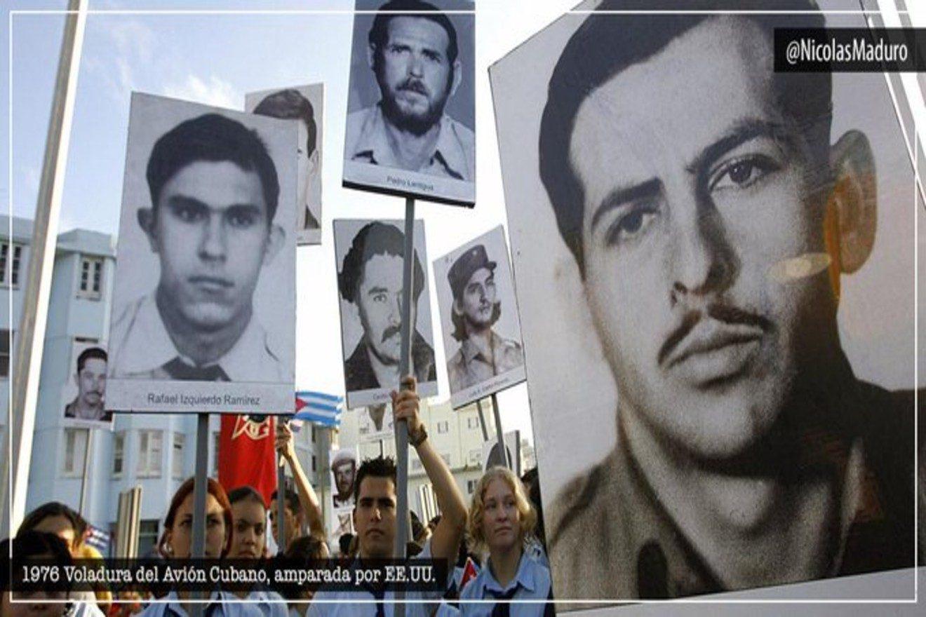 Pueblo de Cuba no olvida a las víctimas del crimen en Barbados