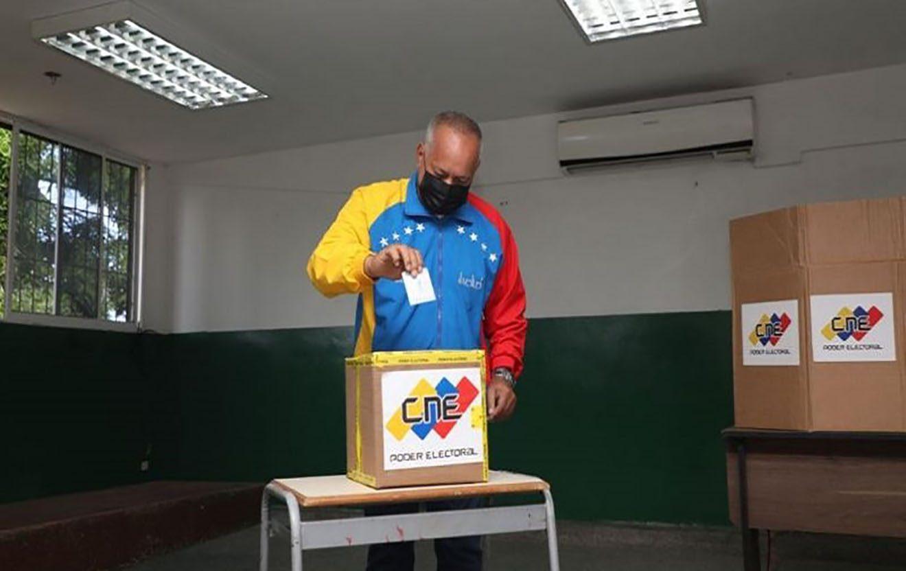 Cabello: Venezuela está dando un paso hacia la consolidación de la paz