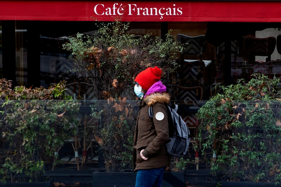 Covid-19 Francia decretó la extensión del toque de queda nacional por dos semanas14 enero 2021 17:31